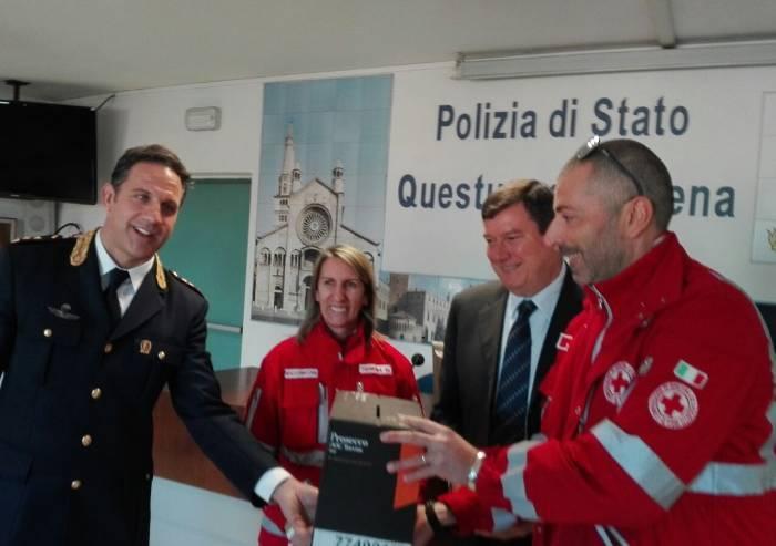 5000 bottiglie di vino pregiato sequestrate, donate alla Croce Rossa