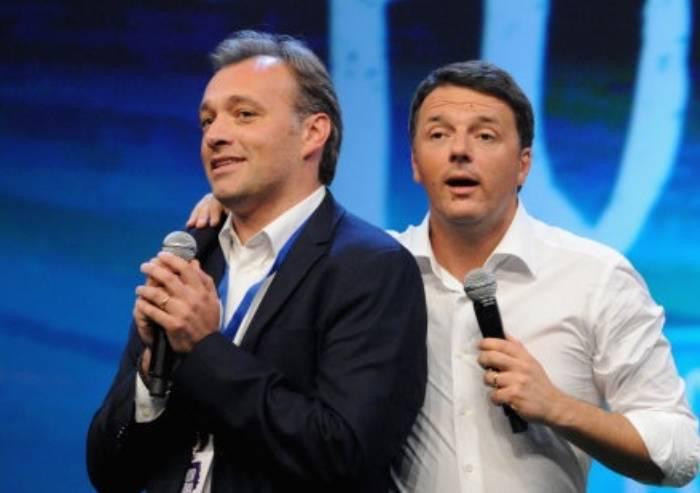 Richetti fa la punta a Renzi, poi ci mette una toppa...peggiore del buco