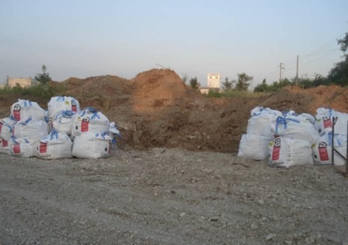 'La Frattina a Castelvetro, il maggior sito inquinato modenese'