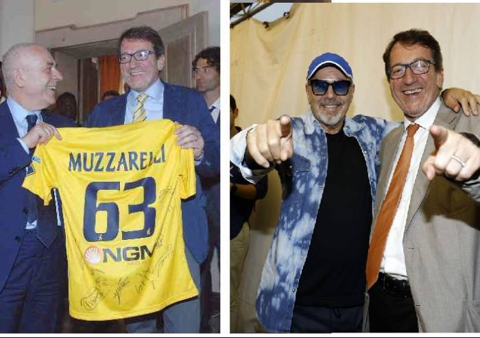 Vasco e Modena calcio, il bello e il brutto che distraggono dal Sistema