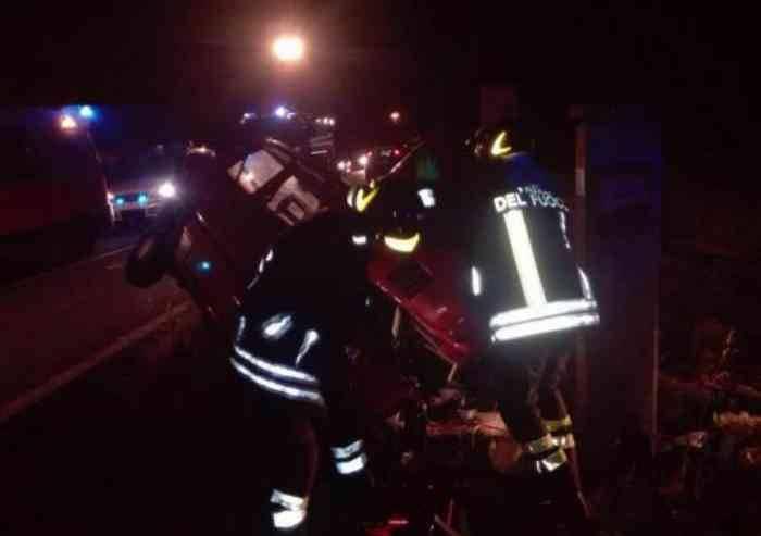 Incidente in autostrada, muore Cristian Mariu