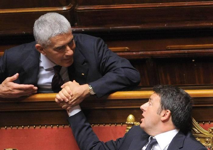 'Candidando Casini il Pd rinnega definitivamente la sua storia'