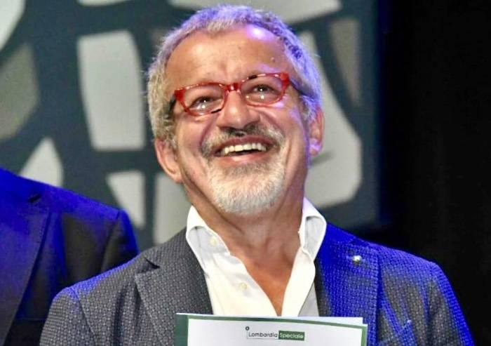 Maroni contro Salvini'Io e Bossi Andreotti lo combattevamo