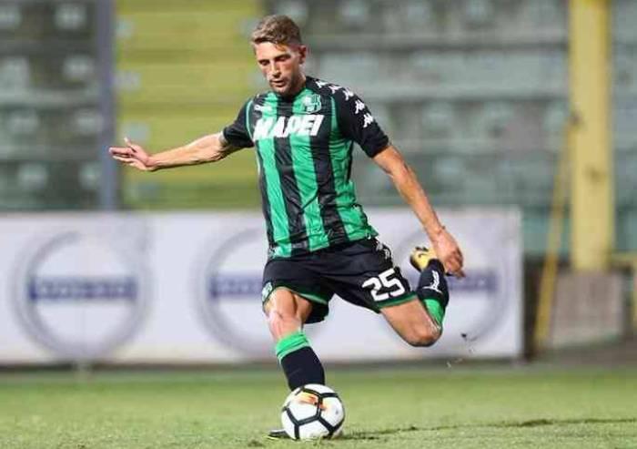 Il Sassuolo pareggia con il Torino: 1-1