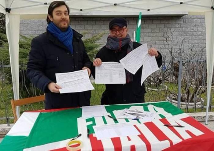 Differenziata nell'Unione Sorbara, in due ore 110 firme di protesta