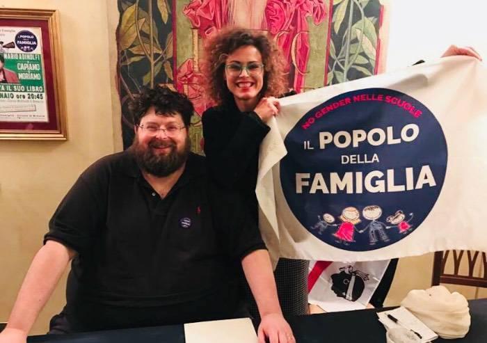 Elezioni, appello di Adinolfi: cattolici non votino partiti abortisti