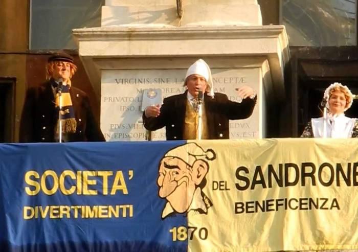 Sandrone, politica 'sotto la pressa'