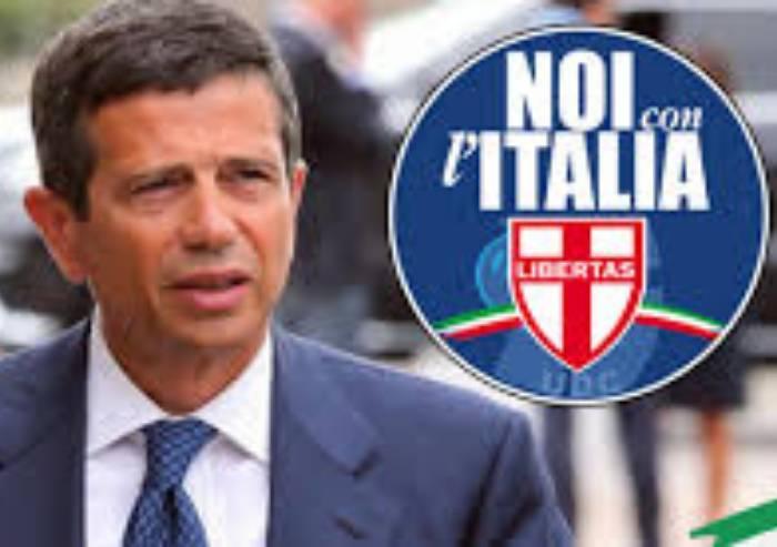 Maurizio Lupi a Modena per presentare i candidati di Noi con l'Italia