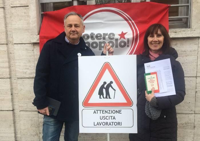 'Abolire la legge Fornero per abbattere la disoccupazione giovanile'