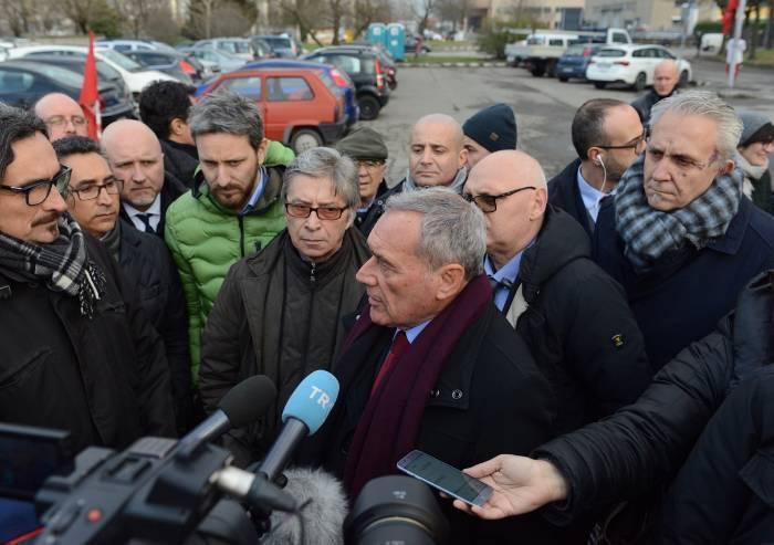 Castelfrigo, De Vincenti accusa Grasso di fare 'passerelle'