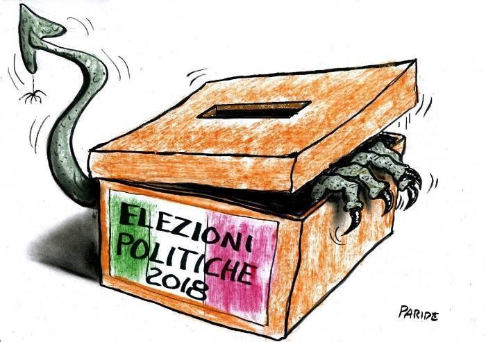 Elezioni politiche, i mostri elettorali