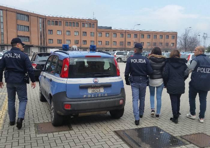 Borseggiatrici bulgare condannate a 2 anni e 4 mesi