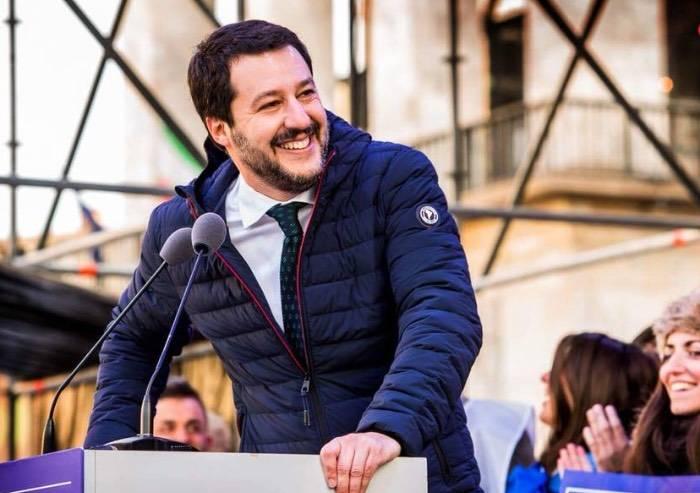 Salvini: 'Aperti a proposte ma mai col Pd'