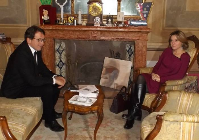 La Lorenzin torna a Modena: 'All'opposizione sarò qui ogni settimana'