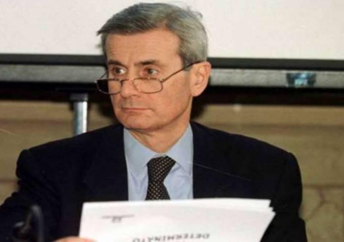 Scritte filo Br contro Marco Biagi , l'indignazione di Michele Tiraboschi foto