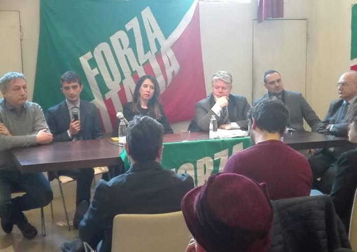 Aimi (Forza Italia): 'Abbiamo dato lo sfratto alla sinistra'