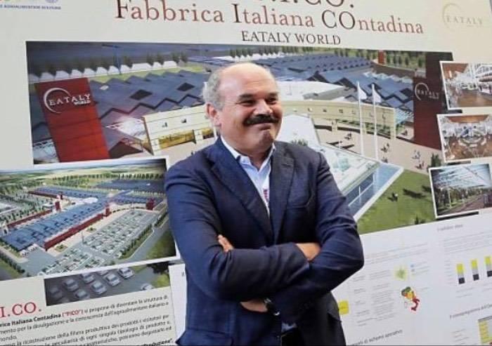 Farinetti: 'Niente accordo per il governo? Gentiloni non andrebbe male'