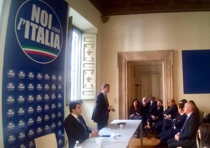 Dopo il flop elettorale, Noi con l'Italia abbandona l'Udc
