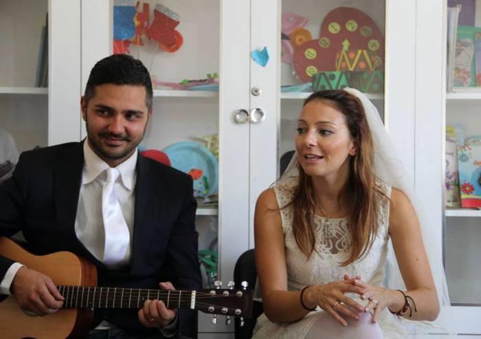 Matrimonio siriano, l'esempio di Laura