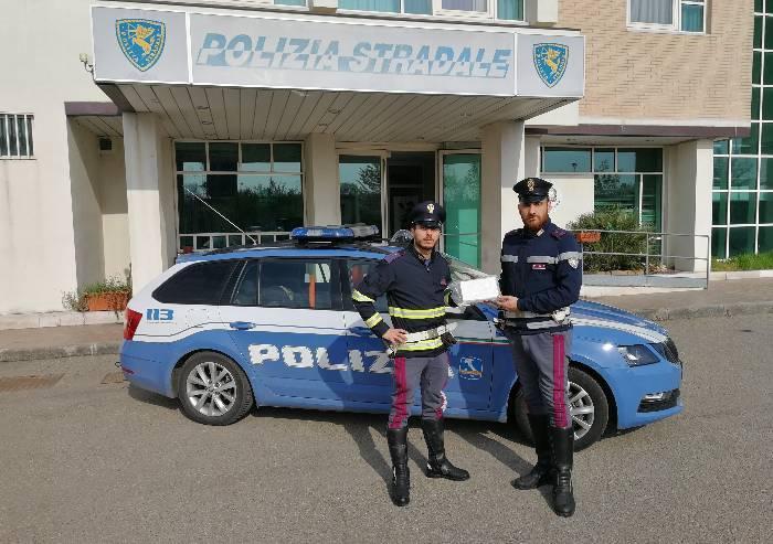 Trasportava sull'auto un chilo di cocaina: arrestato 39enne italiano