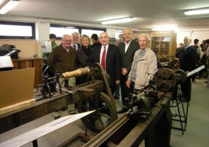 Gli Amici del Corni rendono omaggio all'ingegnere Mario Zucchelli