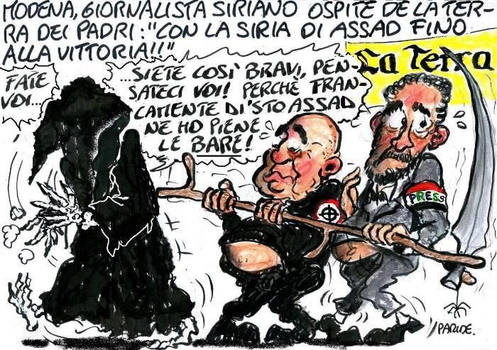 Assad e Paride