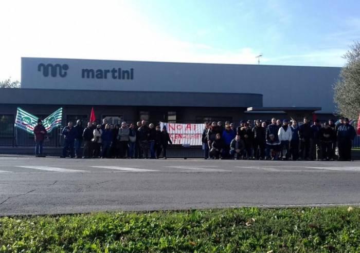 Martini Sas Concordia, l'acquirente rinuncia: a rischio posti di lavoro