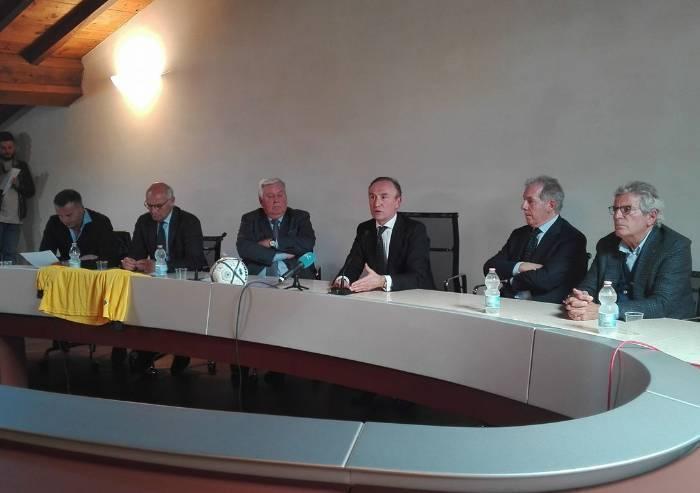 Modena Calcio, il gruppo U.S. Modena ancora in partita