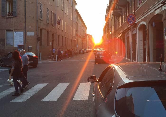 Una notte bianca lunga una vita per aprire gli occhi su Sistema Modena