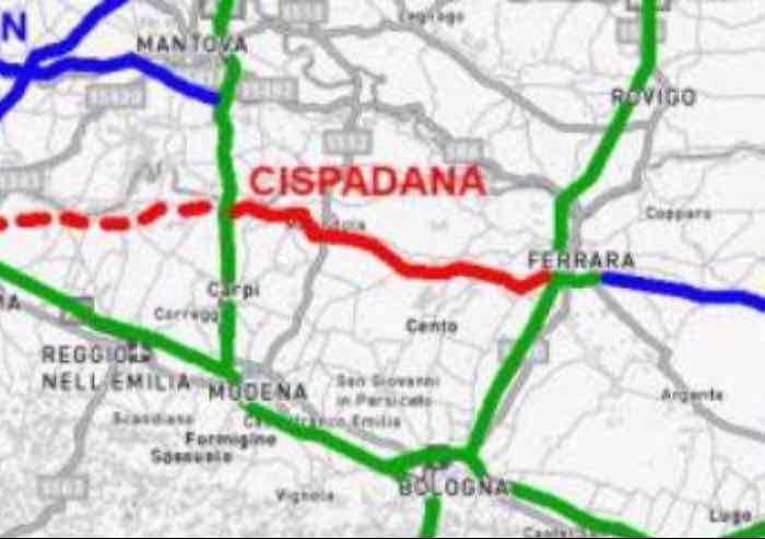 Cispadana, i sindaci Pd ora hanno fretta: 'Cantiere apra nel 2019'