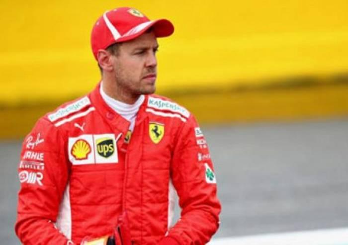 Austria, la Ferrari parte terza con Vettel