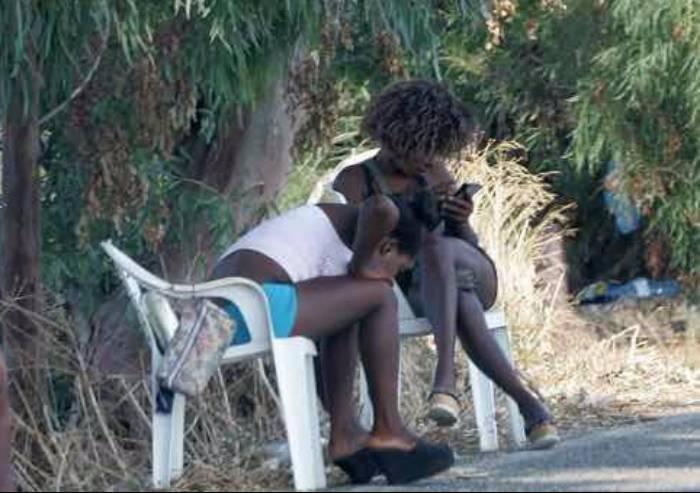 Minorenni nigeriane ridotte in schiavitù e costrette a prostituirsi