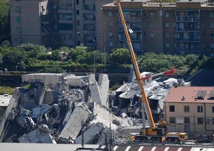 'Tragedia di Genova, prima dei proclami M5S accertare le cause'