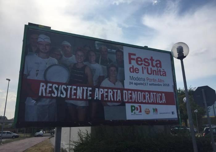 Festa de L'Unità, il Pd prova a ripartire da Ponte Alto