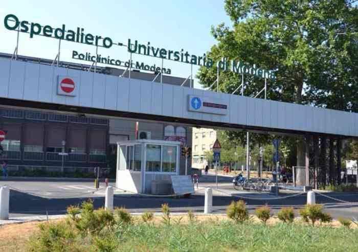 Policlinico di Modena, storia parallela a quella del ponte di Genova