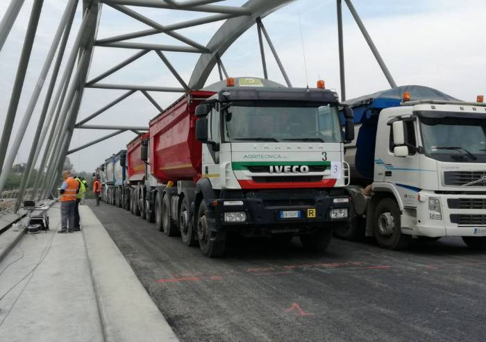 Muzzarelli richiama Governo: 'Per ponti di Modena servono 18 milioni'