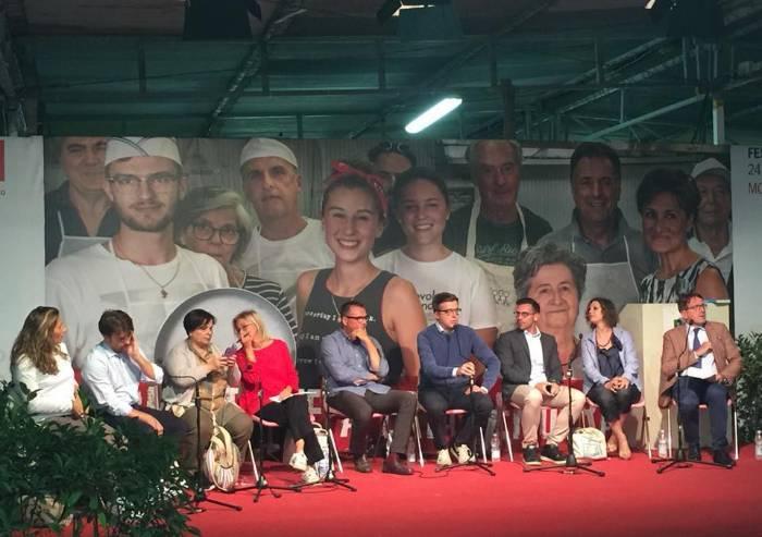 Muzzarelli si rilancia: 'Modena cresce più della media nazionale'