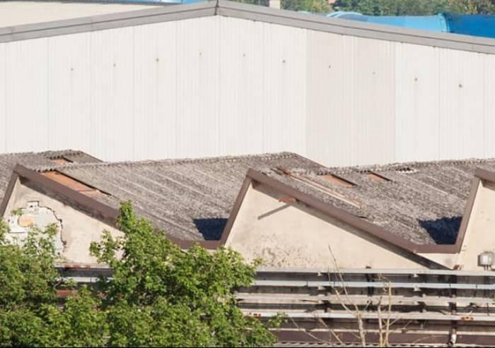 'Eternit rovinato sui tetti delle fonderie. E Arpae dov'è?'