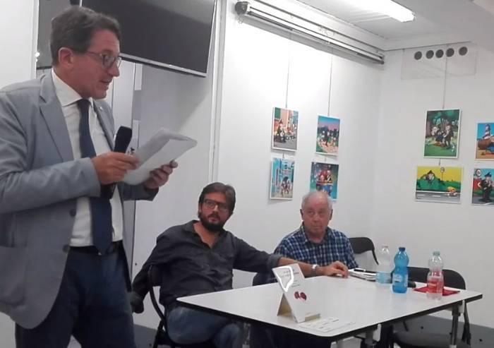 Muzzarelli e La Pressa: il sindaco si nega al confronto. Legge e non risponde