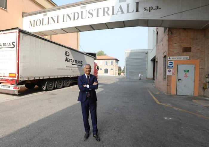 Ivano Vacondio (Molini Industriali) è il presidente di Federalimentare