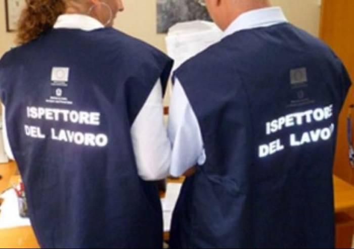 Ispettorato del lavoro, a Modena scoperti 321 irregolari