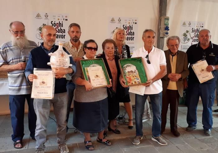 Nonantola, 'Sóghi, Saba e Savór' conquistano tutti