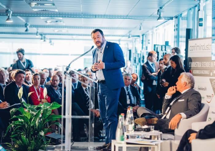 Confimi a Salvini: 'Il 2,4% di deficit giustificato solo aiutando Pmi'