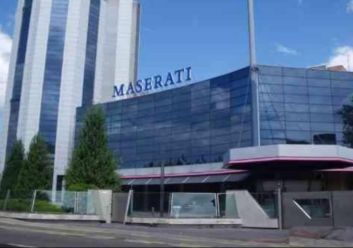 Maserati Modena è crisi: scatta il contratto di solidarietà
