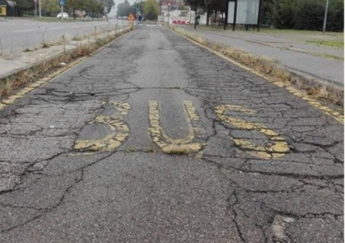 Rossi (Lega): 'Ma che rilancio di Seta se le strade sono campo minato'