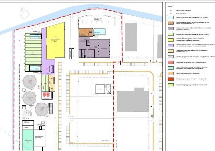 Maxi impianto biometano a Concordia: la società si è presentata