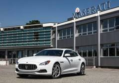 Maserati, sos in Regione: 'Serve un ..