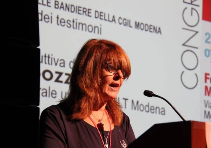 Congresso Cgil Modena, nel mirino i casi Castelfrigo e Maserati