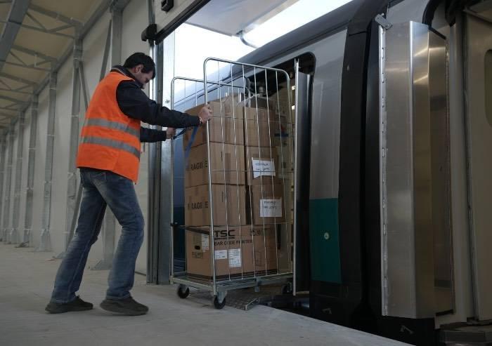 Trasporto merci da nord a sud in Alta Velocità: -9.000 camion in A1
