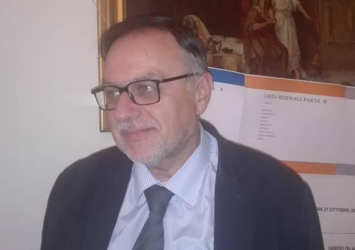 Provincia, come previsto, il nuovo Presidente è Giandomenico Tomei
